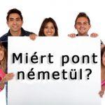 Miért tanulj meg németül?